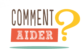 Logo Comment aider