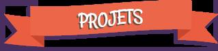 Bannière projets