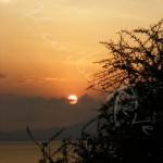 Lever de soleil - Mfangano - KENYA