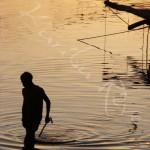 Pêcheur - Lamu - KENYA
