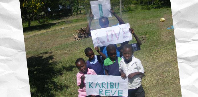 I LOVE KARIBU REVE
